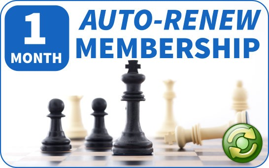 1 Month Membership SPECIAL PRIVATE OFFER