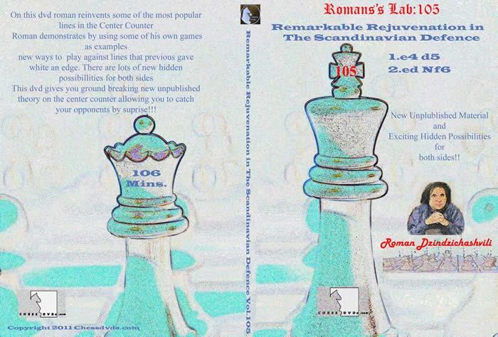Roman's Lab Vol 105: Remarkable Rejuvenation in Scandinavian Defence