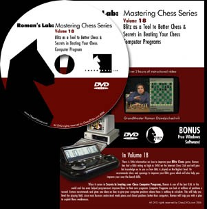 Roman's Lab Vol 18: Blitz as a tool to better chess & Secrets in Beating your Chess Computer