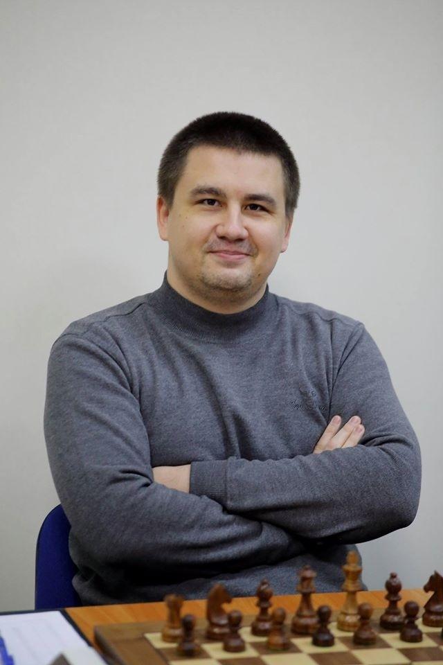 GM Yuriy Kuzubov
