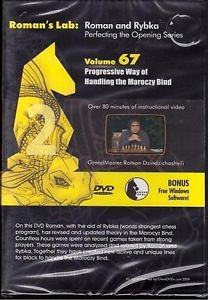 Roman's Lab Vol 67: Progressive Way of Handling the Maroczy Bind (over 1h 20m)