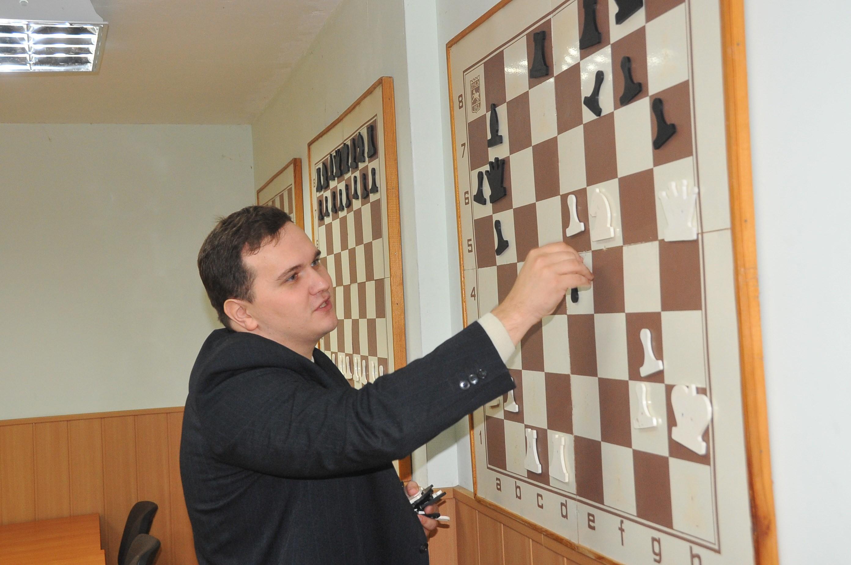 GM Andrey Sumets
