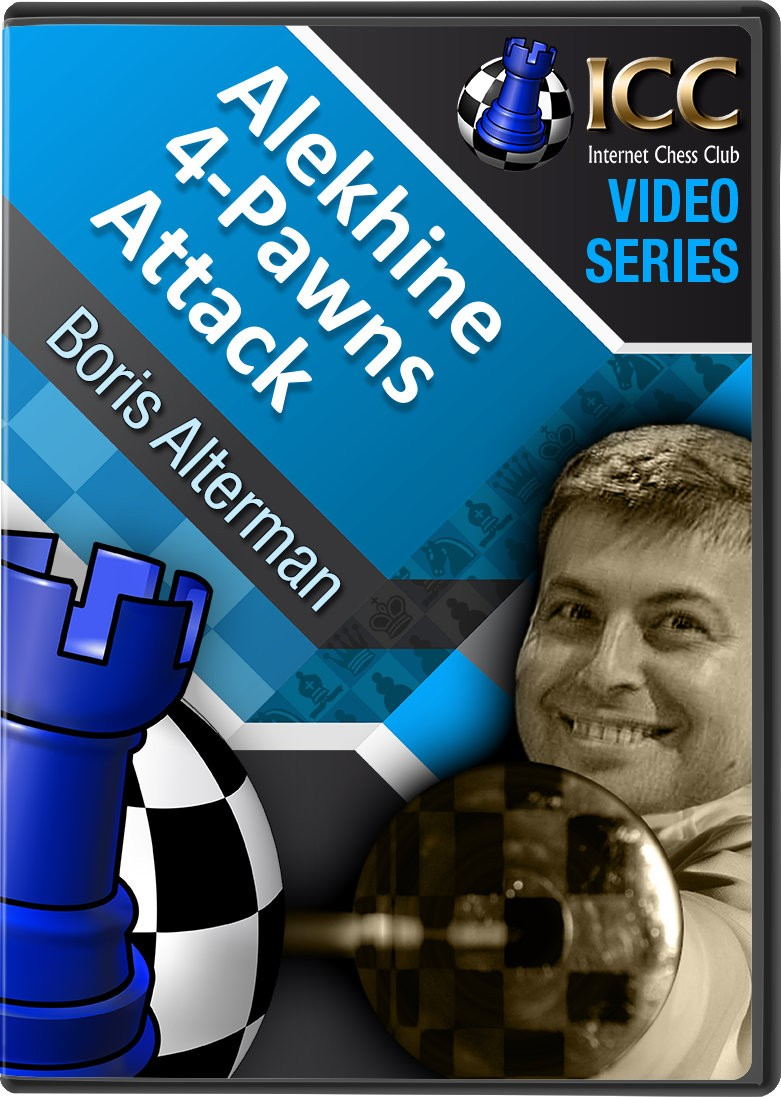 Alekhine 4-Pawns Attack (2 video series)