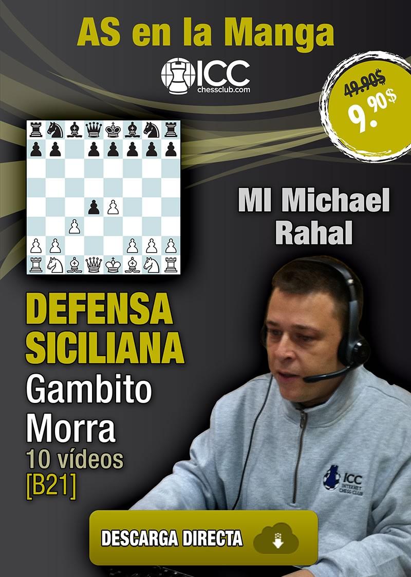 Pack El Gambito Morra (10 vídeos)