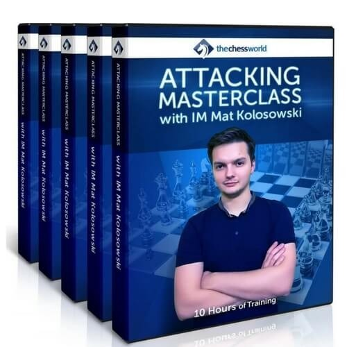 Attacking Masterclass with IM Mat Kolosowski