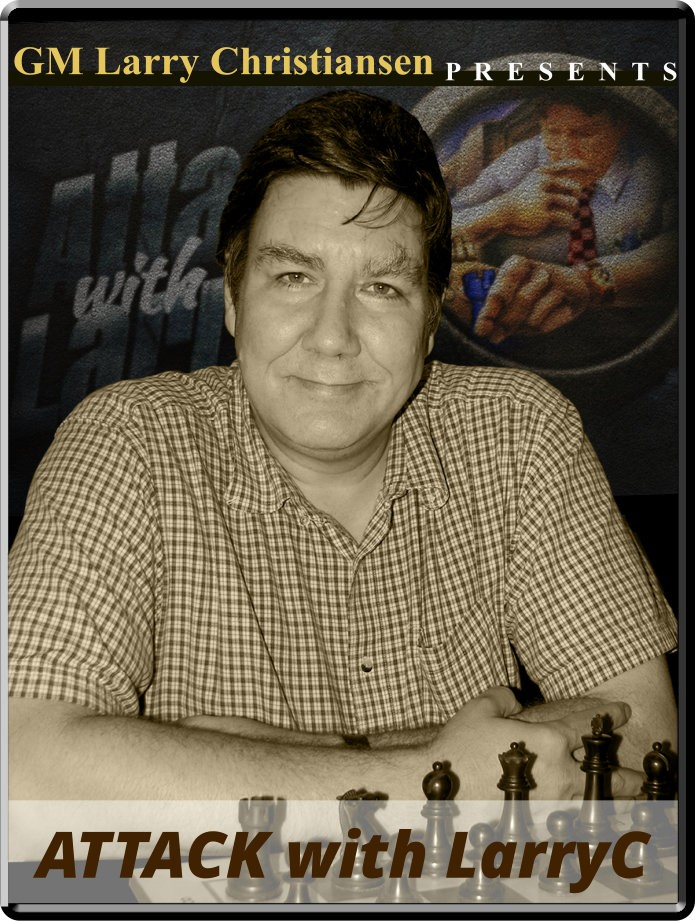 Attack with LarryC:Larry's tribute to Viktor Korchnoi  (2 part series)