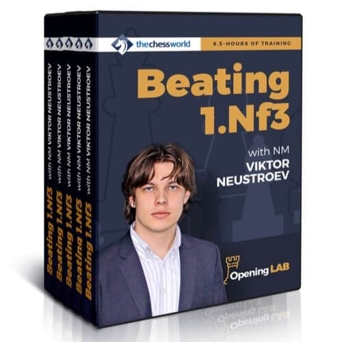 Beating 1.Nf3 with NM Viktor Neustroev