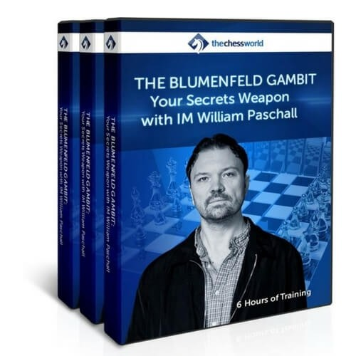 The Blumenfeld Gambit: Your Secret Weapon with IM William Paschall