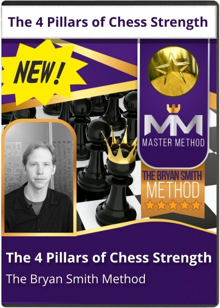 The 4 Pillars of Chess Strength (Bryan Smith Method)