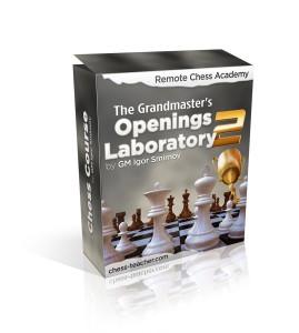 The Grandmaster's Openings Laboratory 2