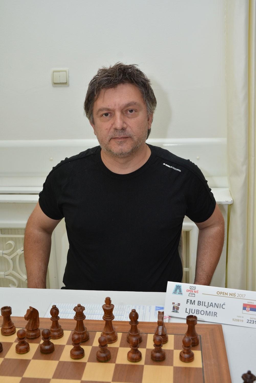 FM Ljubomir Biljanic