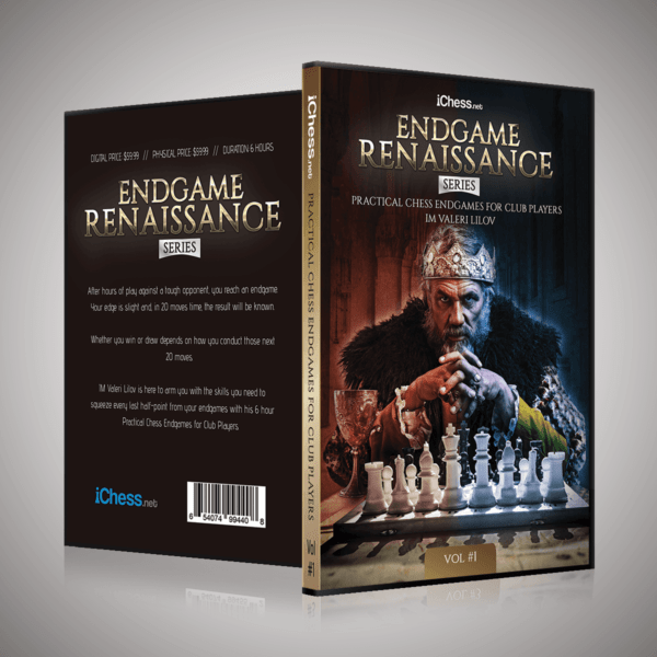 Practical Chess Endgames for Club Players – IM Valeri Lilov