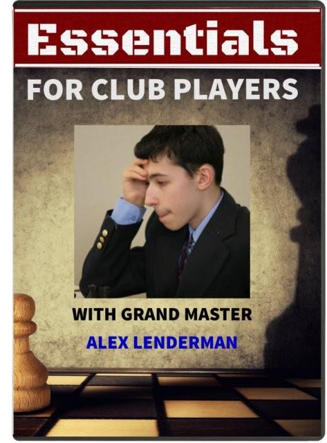 gm alex lenderman s essential chess pack videos play free chess
