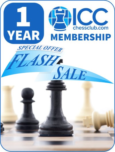 1 Year PREPAID FLASH SALE Membership