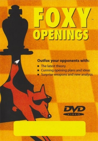 Foxy 145: Winning  Repertoire for Black Against 1.d4  Black Plays 1....d5 (by IM Andrew Martin) 173 Minutes