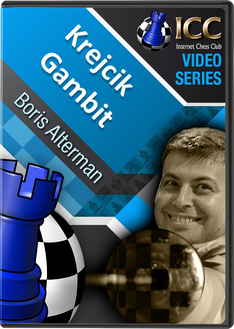 Krejcik Gambit (2 video series)
