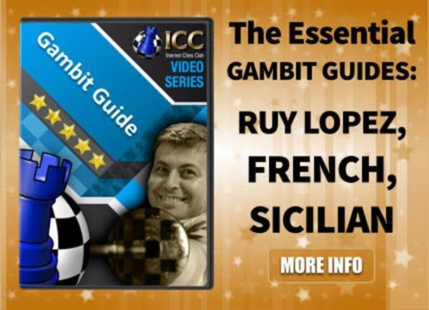 Gambits against the Sicilian, the French and the Ruy Lopez