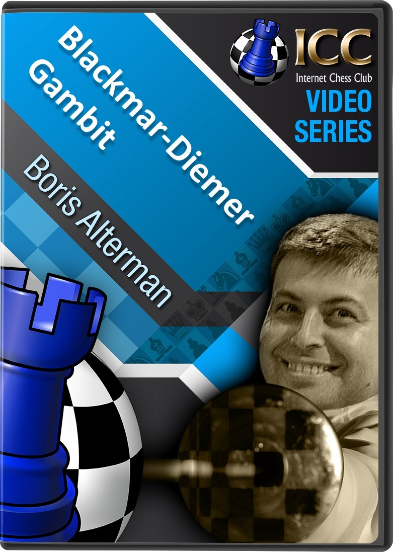 Blackmar-Diemer gambit (3 part series)