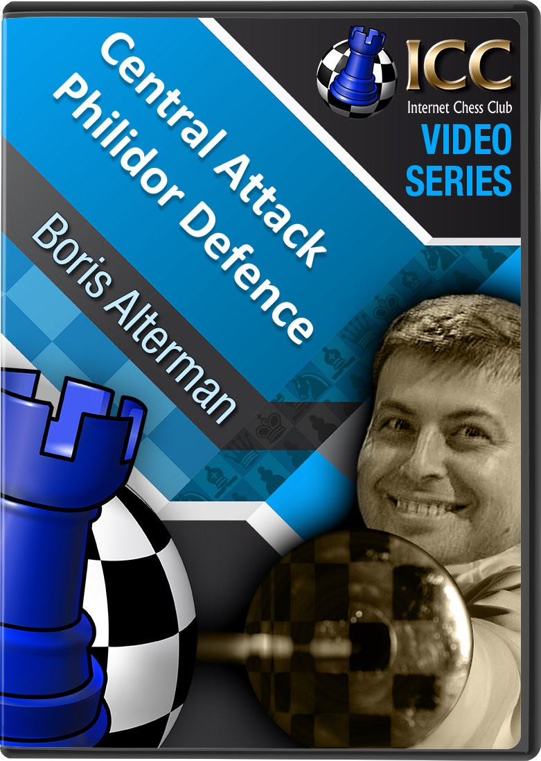 Central Attack Philidor Defence (3 video series)