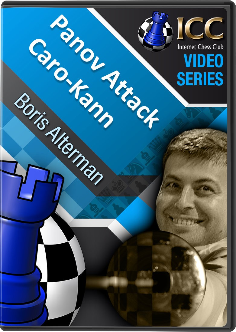 Panov Attack Caro-Kann defense (3 video series)