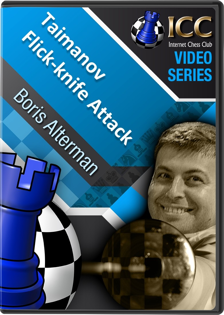 Taimanov/Flick-Knife Attack (3 part series)