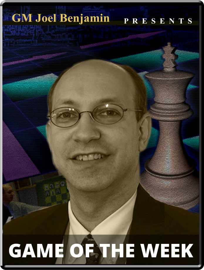 Game of the Week: David, Vachier-Lagrave