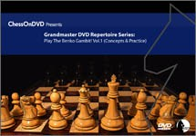 Play the Sicilian! Vol 1 - Browne (DVD)