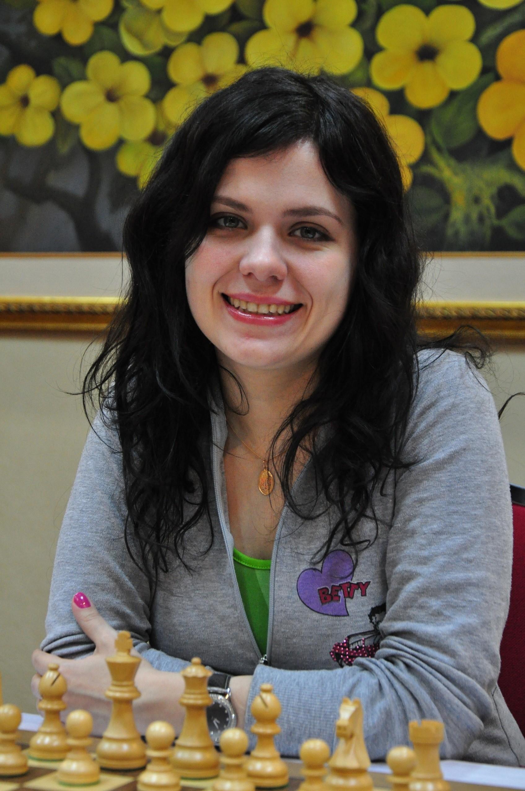 WGM Anastasia Gutsko