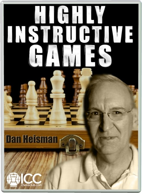 HIGHLY INSTRUCTIVE GAMES - by Coach Dan Heisman