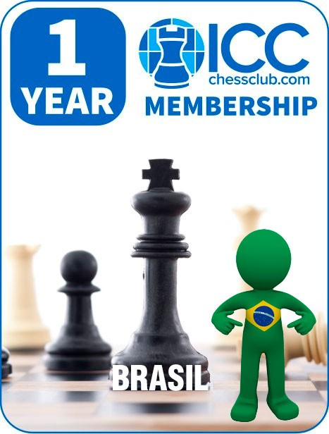 1 ano membresia ICC Brasil
