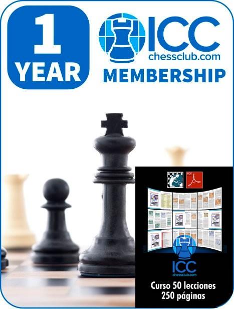 1 año ICC + Curso 50 lecciones en PDF