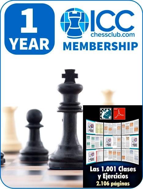 ICC 1 año + Curso completo 360 lecciones en PDF