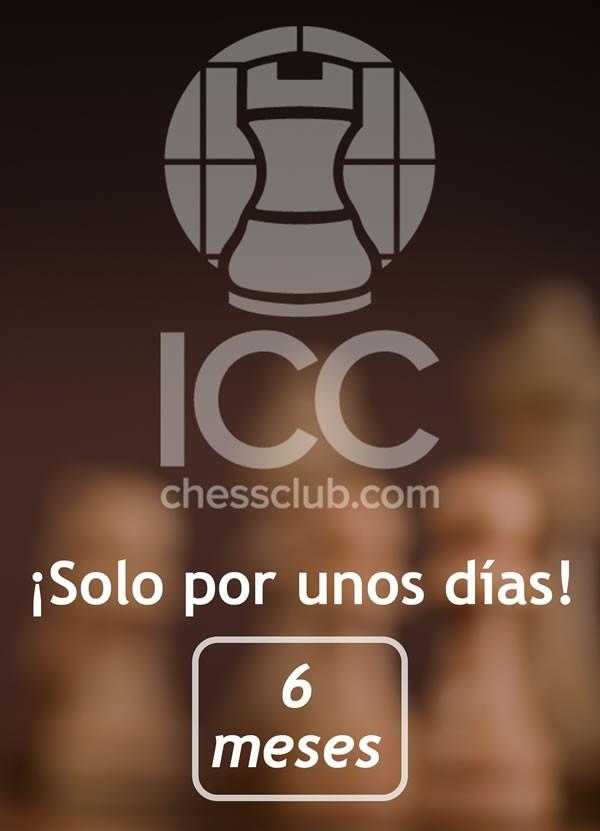 6 meses suscripción ICC + 4 vídeos regalo