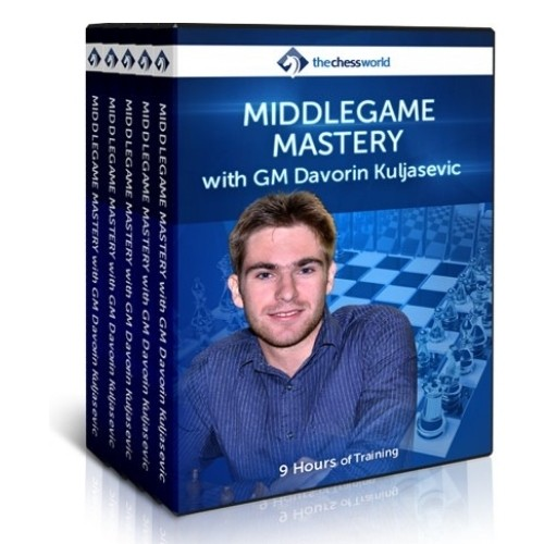 Middlegame Mastery with GM Davorin Kuljasevic