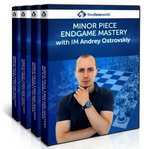 Minor Piece Endgame Mastery  1 with IM Andrey Ostrovskiy