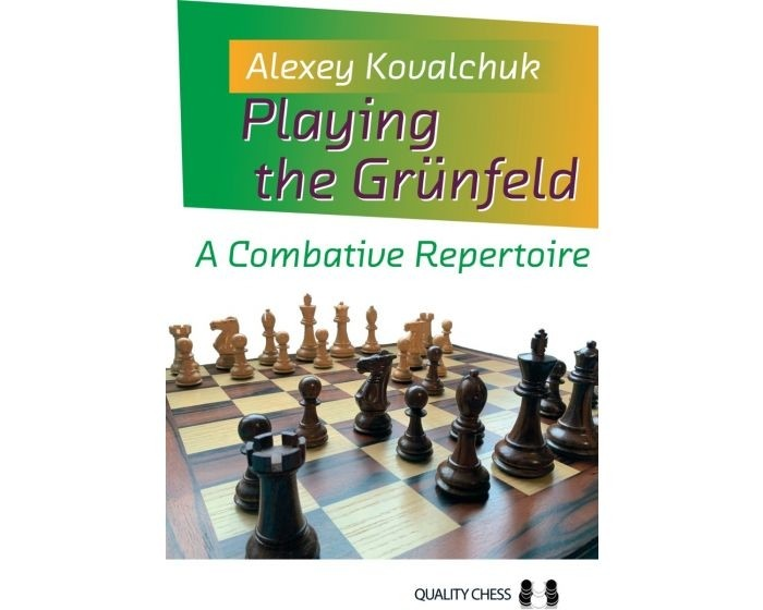 Playing the Grunfeld, A Combative Repertoire