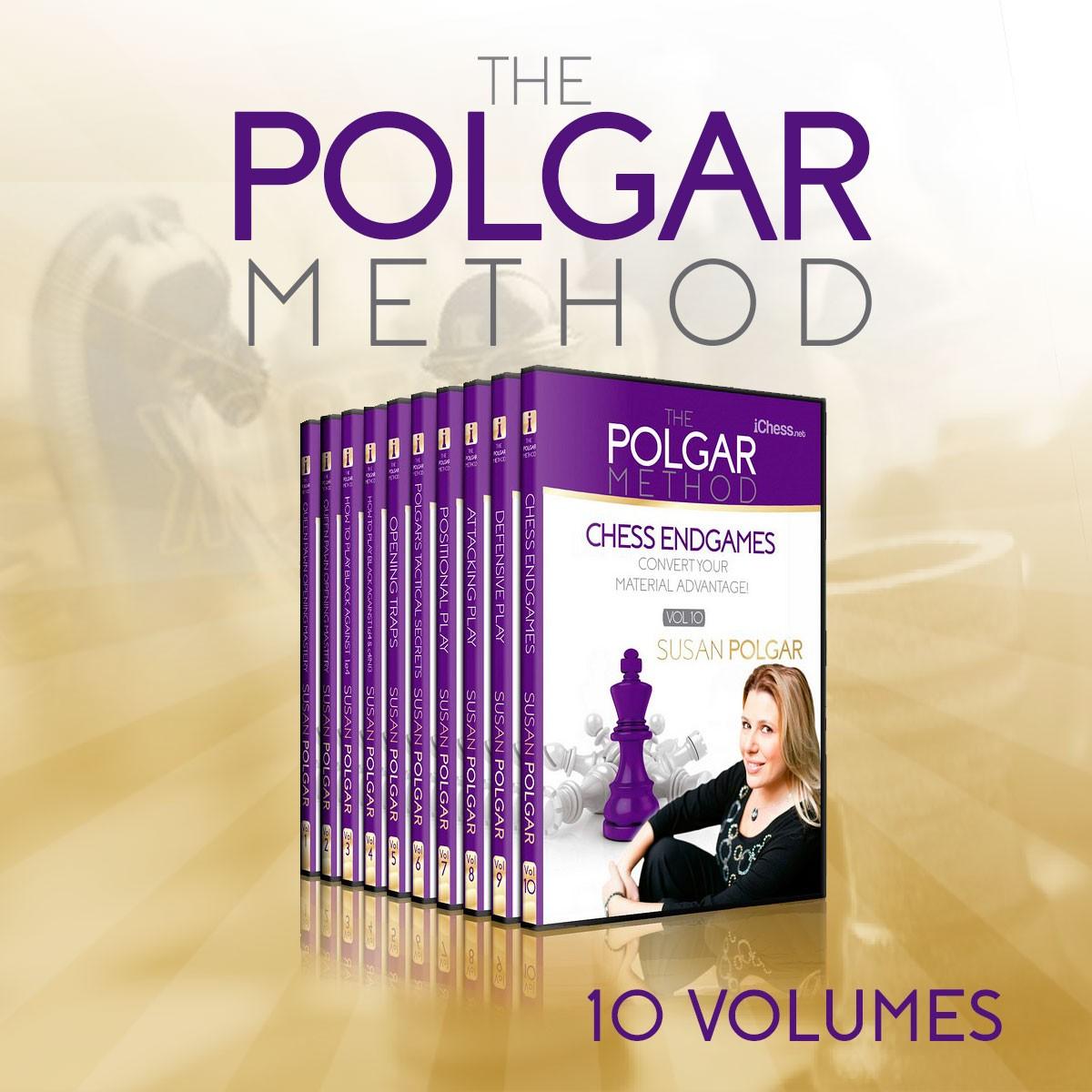 The Polgar Method - GM Susan Polgar's Complete Course for Club Players