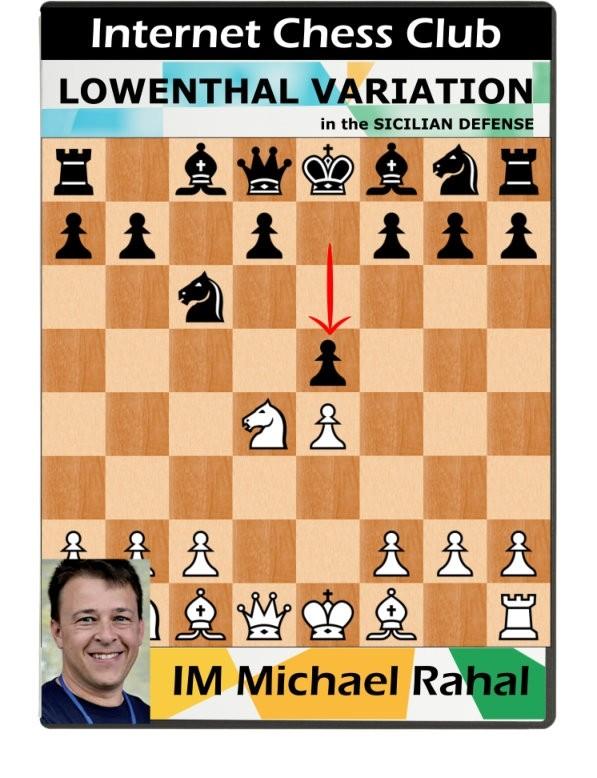 Ace up your sleeve for Black: Sicilian Defense, Lowenthal variation