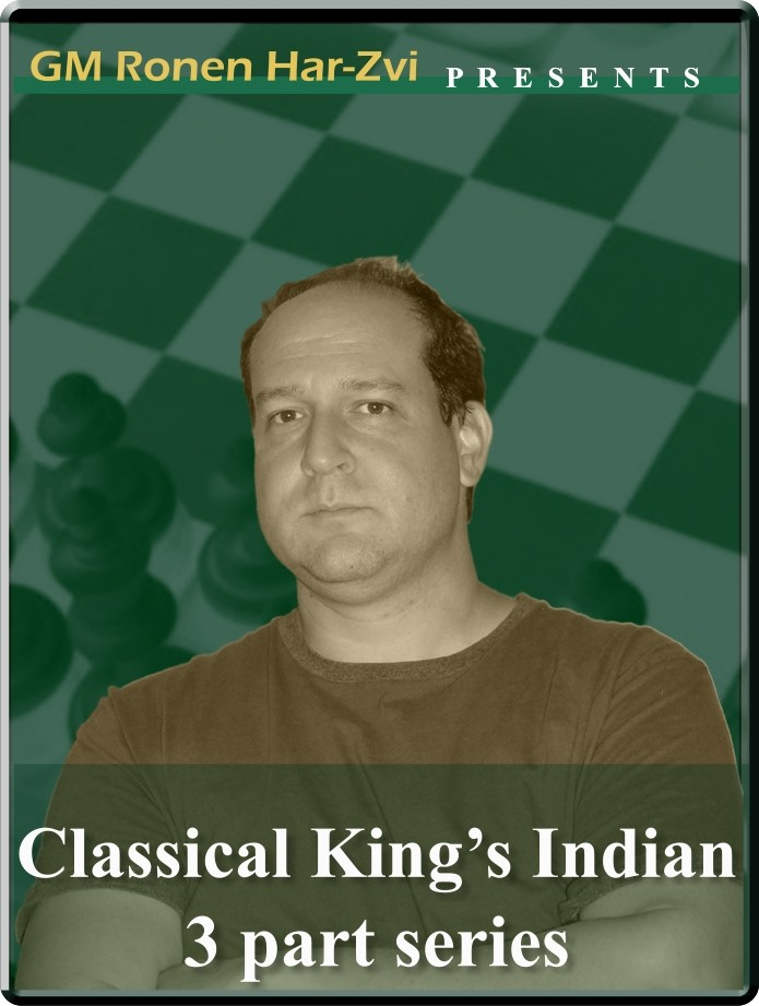 Classical King's Indian with 7 … exd4 (7 part series)