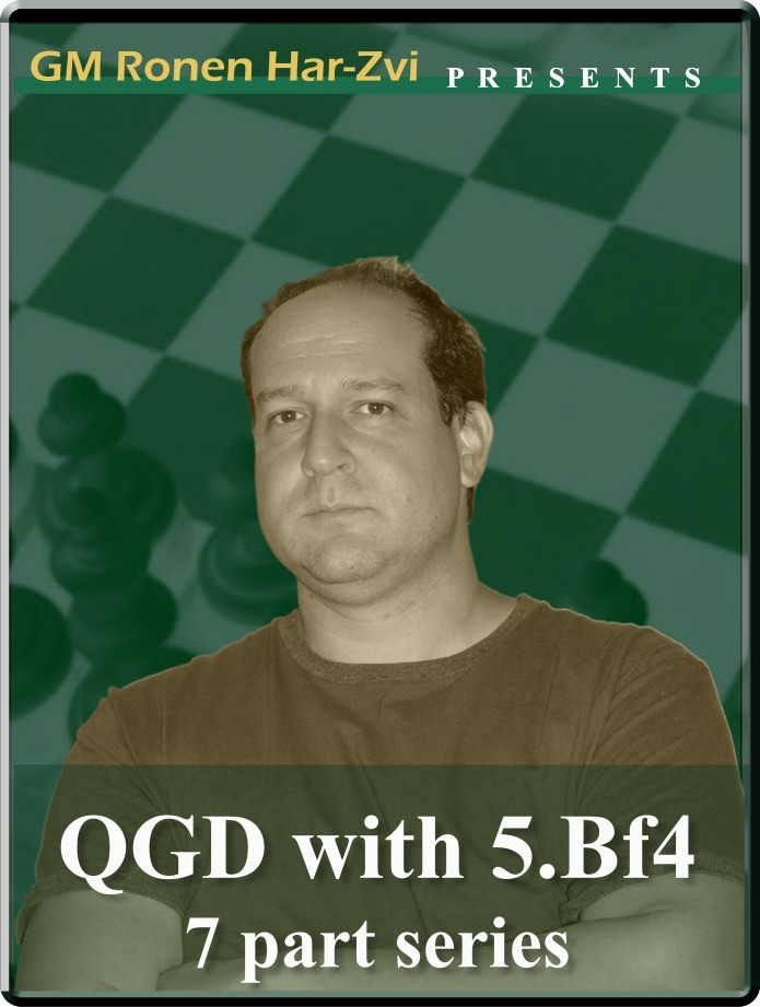 QGD with 5.Bf4 (7 part series)
