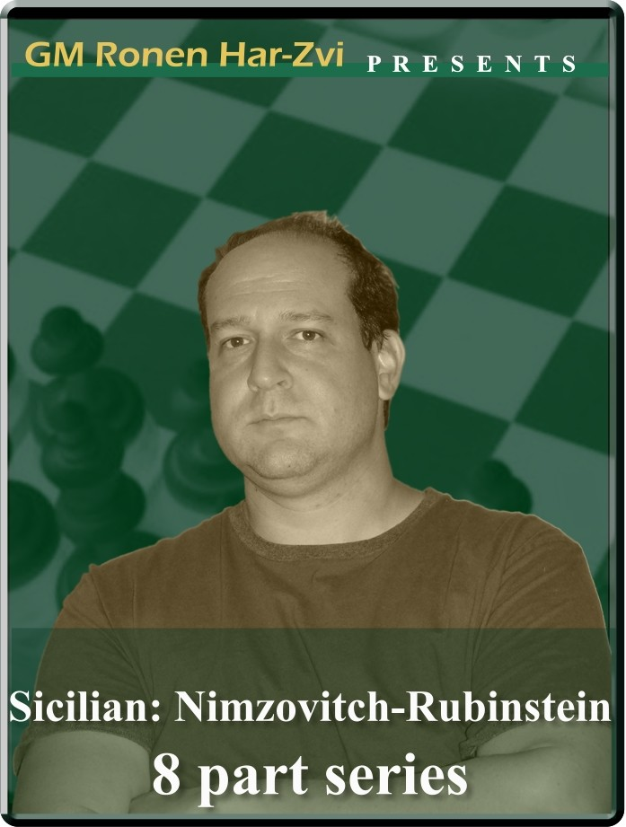 The Sicilian Nimzovitch (8 part series)