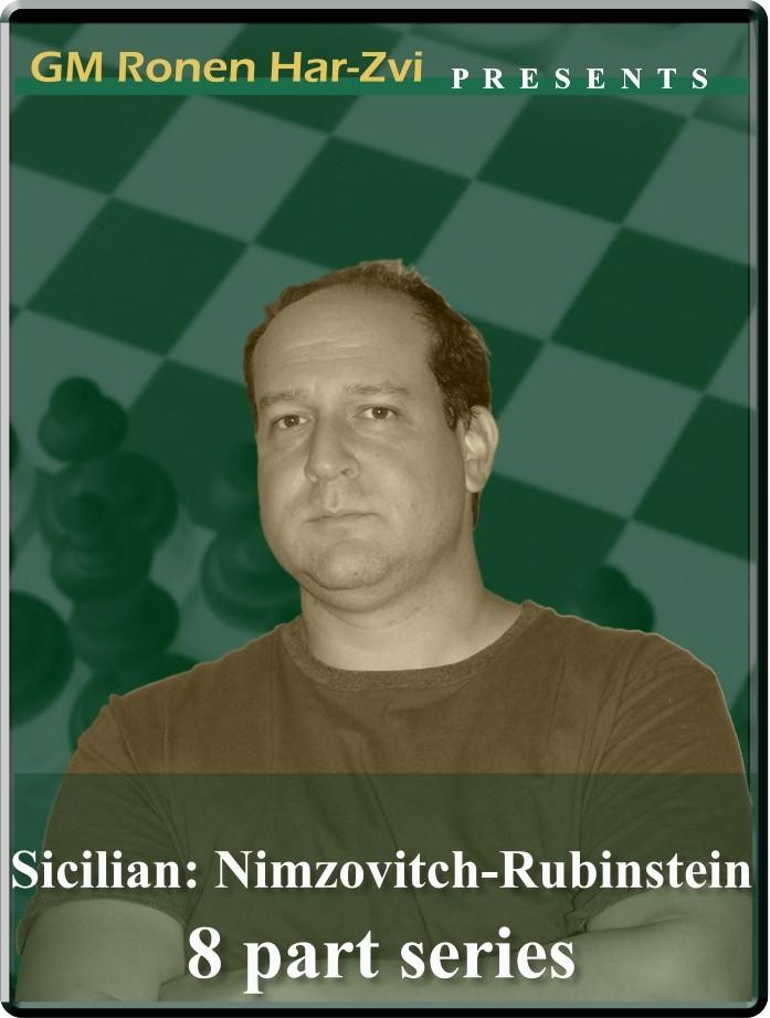 The Sicilian Nimzovitch (8 part series)