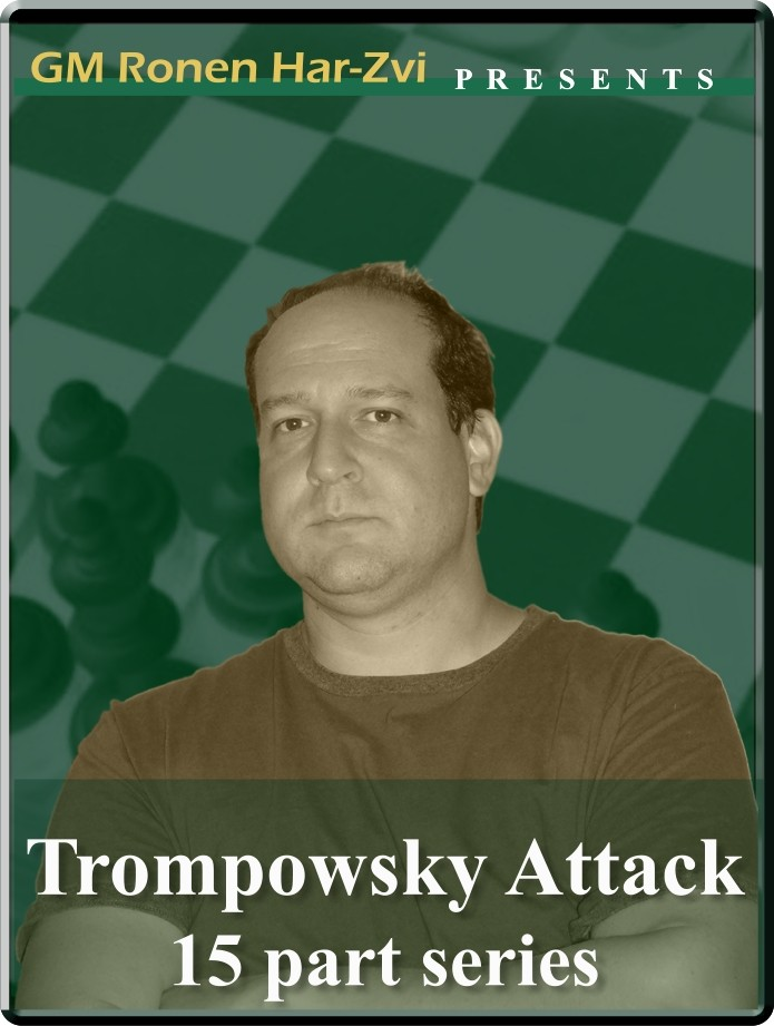 Queen's pawn game, Trompowsky Attack (15 part series)