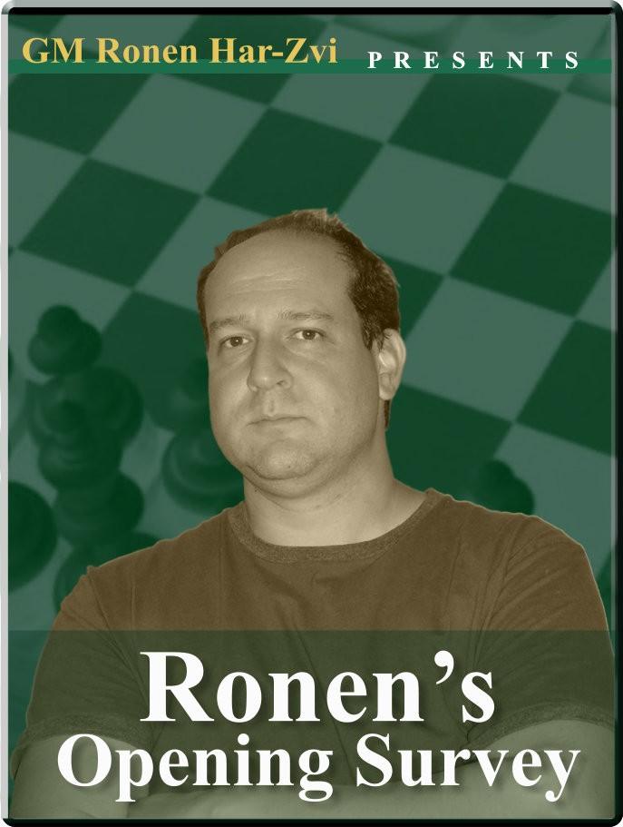 Ronen Greatest Hits :  Mikhail Chigorin  (2 part series)