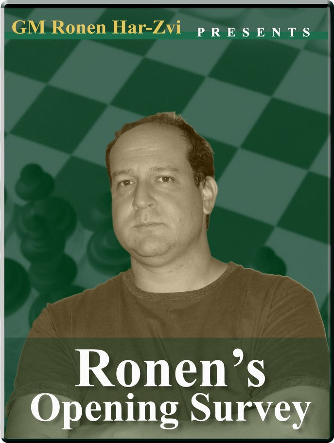 Ronen Greatest Hits :  Alexander Alekhine (4 part series)