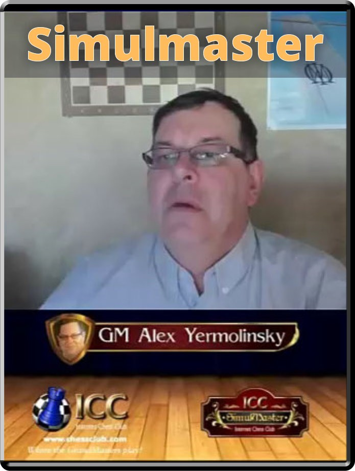 SimulMaster with GM Alex Yermolinsky