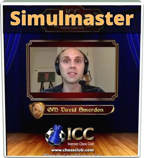 SimulMaster with GM David Smerdon