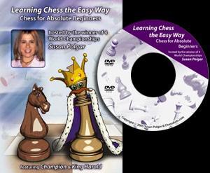 Chess for Absolute Beginners - Susan Polgar