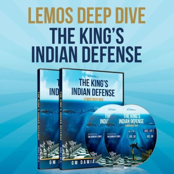 The King's Indian Defense (Lemos Deep Dive) – GM Damian Lemos