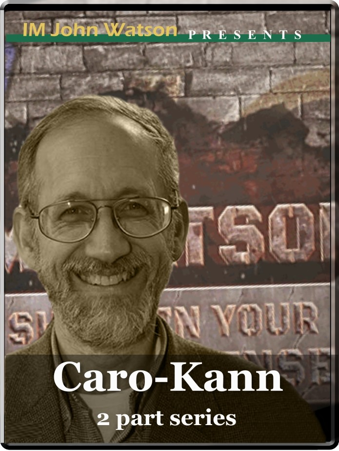 Caro-Kann (2 part series)